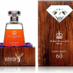 Glen Grant 60 Queen Elizabeth II Whisky