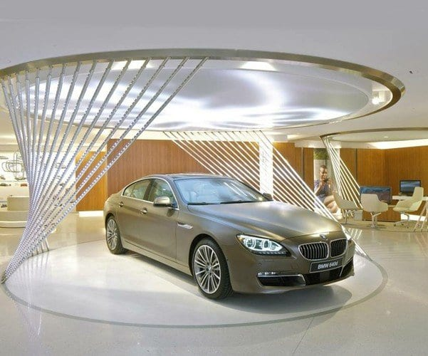 BMW  Paris Brand Store