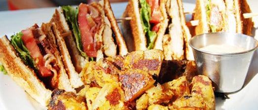 club sandwich expensive