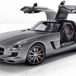 The new Mercedes-Benz SLS AMG GT