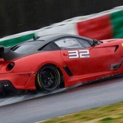 599XX Evoluzione on Ferrari online auction list
