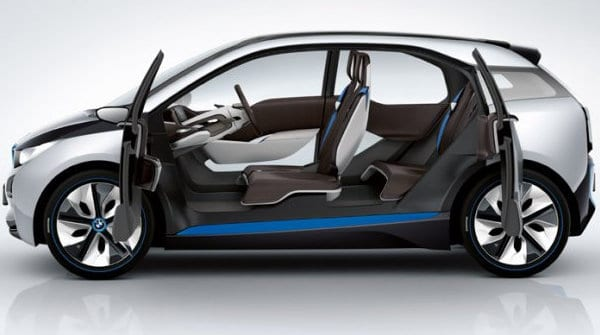 BMW i3 concept photos (9)