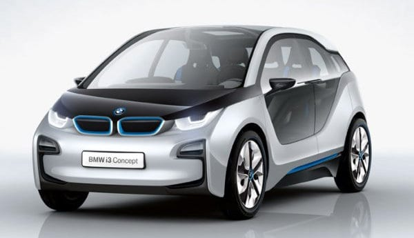 BMW i3 concept photos (8)