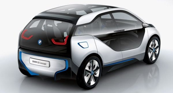 BMW i3 concept photos (7)