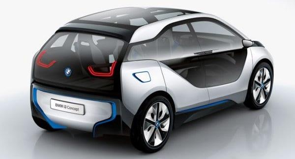 BMW i3 concept photos (7)