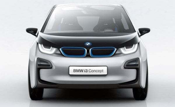 BMW i3 concept photos (6)