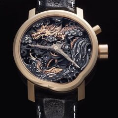Unique Hand Made Watches by Kees Engelbarts