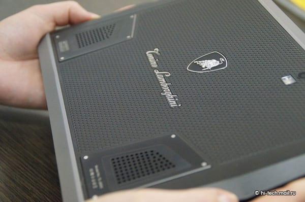Lamborghini L2800 - Luxury Tablet (2)