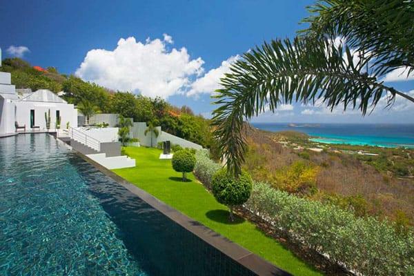 Caribbean Relaxation: Zen Nirvana Villa: Caribbean Relaxation