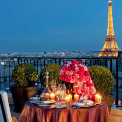 New Penthouse with 360 degree views of the Paris