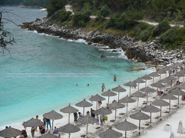 Marble Beach Thassos Island Greece (1)