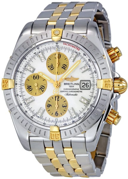 Breitling Chronomat Evolution Chronograph (1)