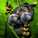 HM3 Poison Dart Frog – a Not So Poisoned Watch
