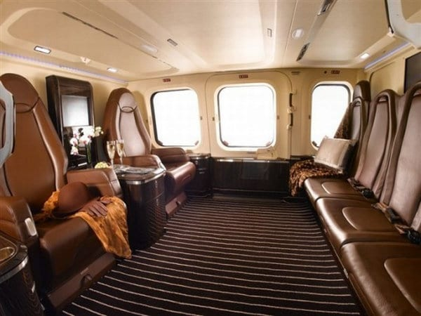 Helicopter Agusta by Pininfarina design (1)