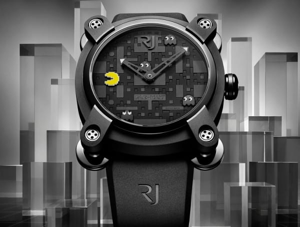 RJ-Romain Jerome Pac Man watch (3)