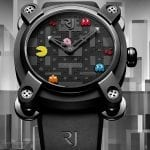 RJ-Romain Jerome Pac Man watch