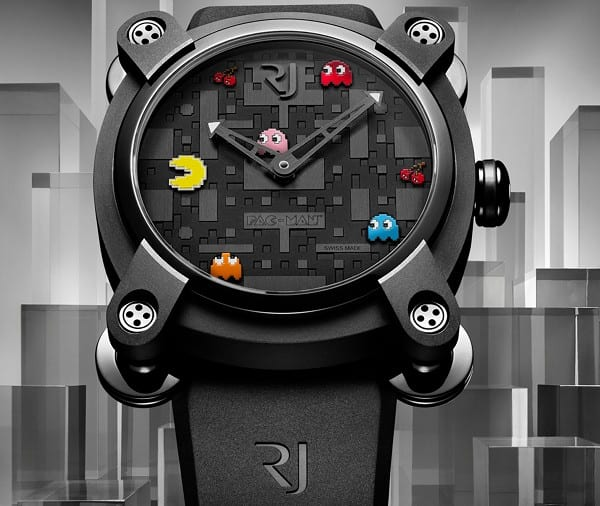 RJ-Romain Jerome Pac Man watch (1)