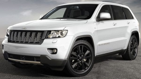 Jeep Grand Cherokee SRT Limited Edition white (3)