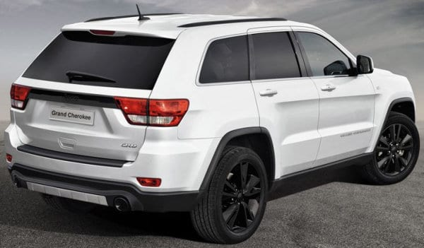 Jeep Grand Cherokee SRT Limited Edition white (2)