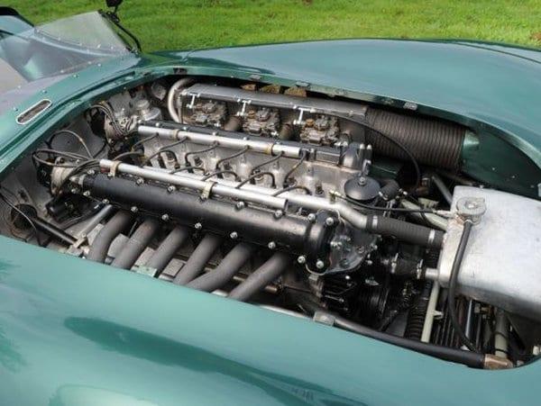 Aston Martin DBR 1/2 estimated to sell for $31.76 Million