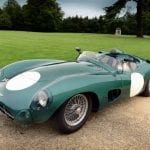 Aston Martin DBR 1/2 estimated to sell for $31.76 Million