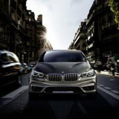 BMW presents Concept Active Tourer at Paris Motor Show