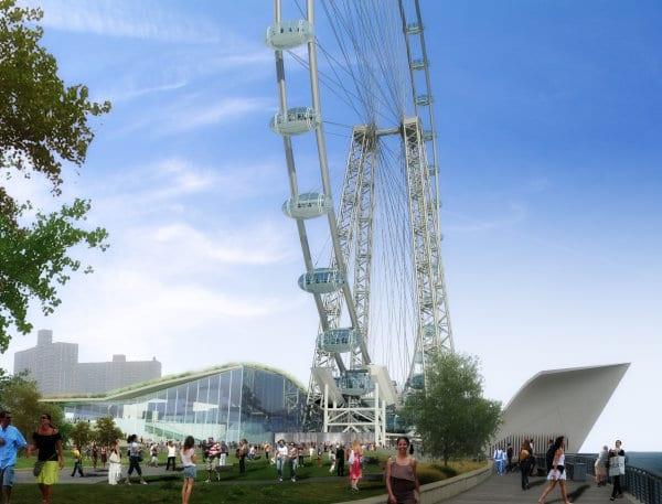 Ferris Wheel in New York (1)