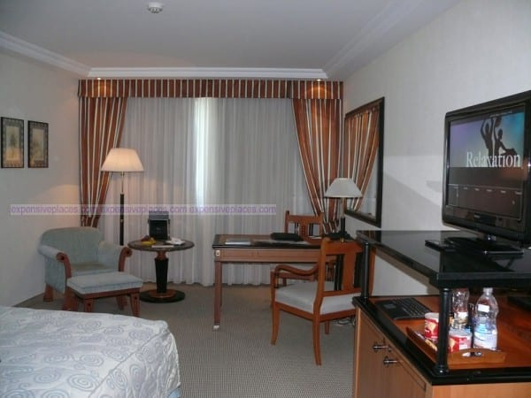 Kempinski Hotel Corvinus Budapest review (15)