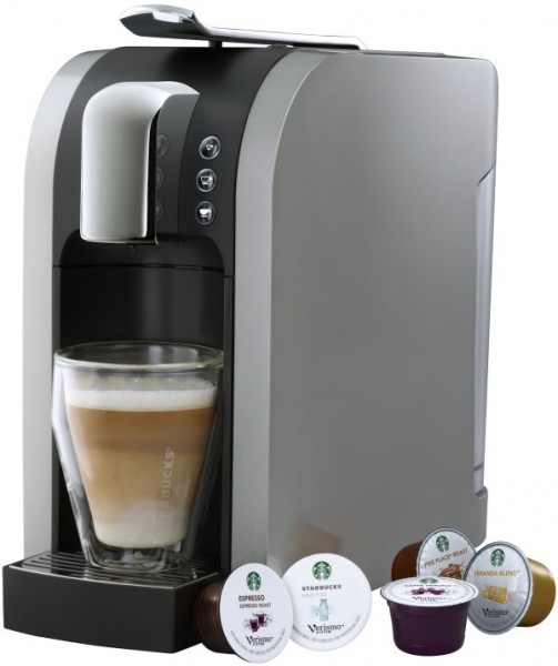 Starbucks Coffee Verismo