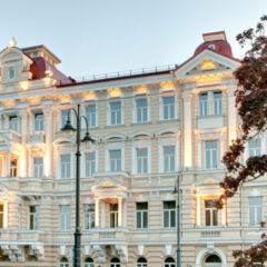 The First Kempinski Hotel in the Capital of Lithuania