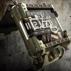 Devon Tread 1 Steampunk watch is priced at $25,000
