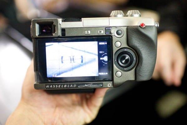 Hasselblad DSLR camera (1)