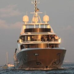2012 Cannes Boat Show: Couach Yachts has unveiled 5000FLY La Pellegrina