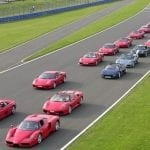 World's Largest Parade of Ferrari Cars: 964 Ferraris