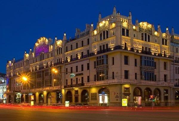 moscow metropol