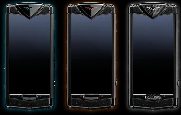 Constellation Neon Collection from Vertu