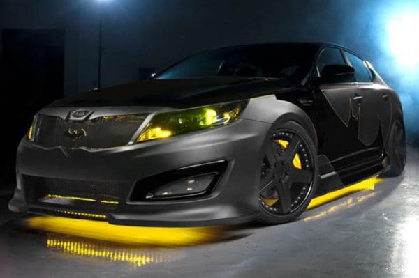 BATMOBILE KIA OPTIMA (3)