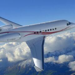 Dassault Launch Falcon 2000LXS