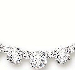 Diamond Necklace by Nirav Modi sold for $5.14 million