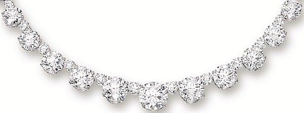 Diamond Necklace by Nirav Modi