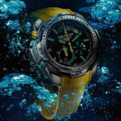 Chronofighter Prodive 200 Pieces Limited Edition