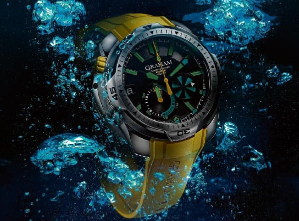 Chronofighter Prodive 200 Pieces Limited Edition (2)