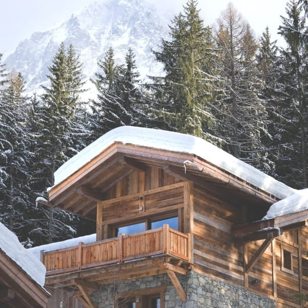 Luxury Mountain Resort