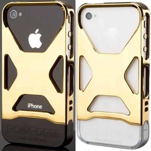 Rokbed Fuzion Luxury 24K Gold