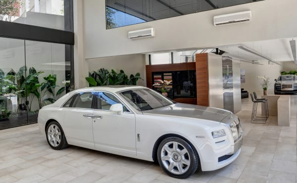 Rolls-Royce Opens First Showroom In Latin America