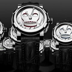 Skull Motif Art-DNA by RJ-Romain Jerome