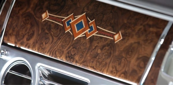 Rolls-Royce Collection Inspired By Art Deco