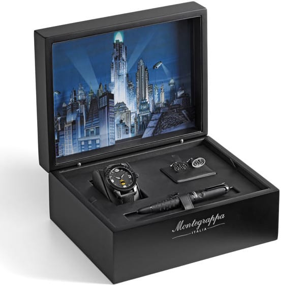 Montegrappa - The Batman Limited Edition (3)