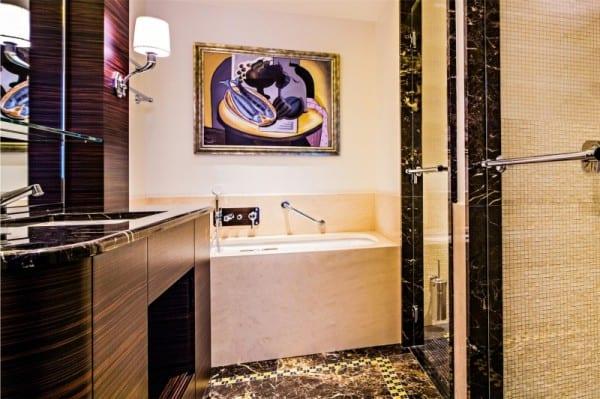 Prince de Galles hotel paris Mosaic Suite