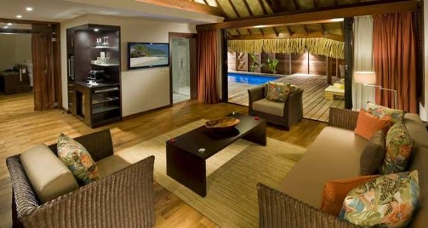 King Garden Pool Suite